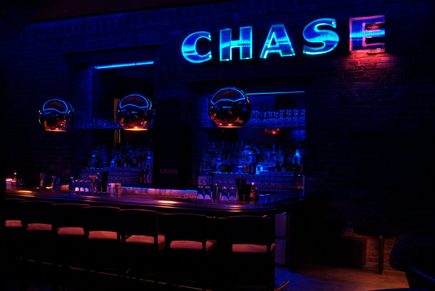 Chase Bar Eventlocation